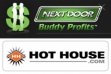 Next Door, Hot House Strike Web Distribution Deal