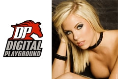 Digital Playground Signs BiBi Jones to Exclusive Contract