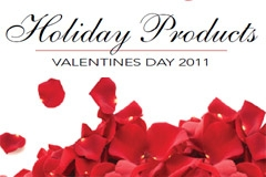 Holiday Products Releases Valentine's Day Catalog