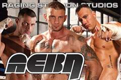 Raging Stallion's 'Brutal' Debuts Exclusively on AEBN