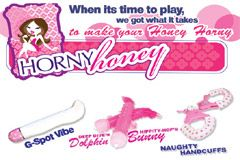 Hott Products Introduces Horny Honey Line