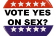 UCSD Students Vote in Favor of Sex on TV