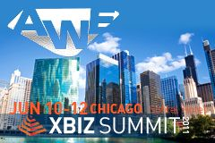 AWE Signs On as XBIZ Summit Room Key, Gold Sponsor