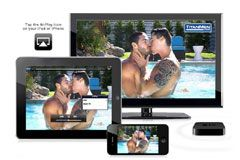 TitanMen Uses Airplay to Stream VOD to TVs