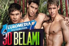 '3D BelAmi,' 1st 3D Gay Title, Releases Today