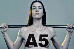 Stoya Makes Cover of Richardson Magazine