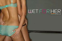 Wet for Her Launches Gay Pride Campaign