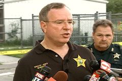 Sheriff Who Declared War on Porn Hit With Civil Rights Suit