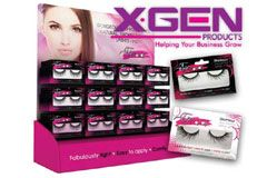 XGen Products Announces Launch of Eye Candy Eye Lashes