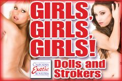 CalExotics Debuts New Strokers, Love Dolls