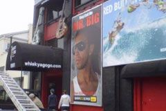 Keiran Lee Lands Brazzers Billboard on Sunset Strip