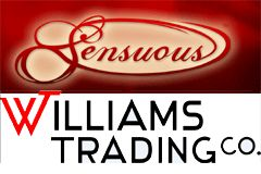 Williams Trading Inks Exclusive Distro Deal With Sensuous in the U.S.