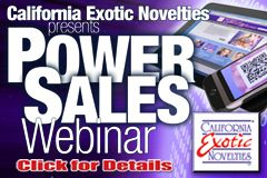 CalExotics Presents Power Sales Webinar