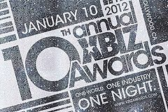 2012 XBIZ Awards Pre-Nominations Period Ends Friday at Midnight