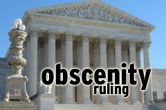 U.S. Justices Won't Ax Internet Obscenity Law