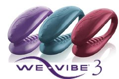We-Vibe 3 Hits Streets