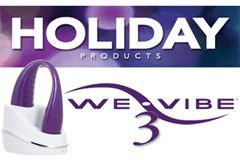 We-Vibe 3 now available from Holiday Products
