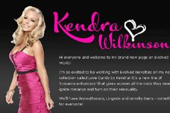 Kendra Wilkinson Partners With Evolved Novelties for LoveCandy Line