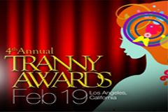 Grooby Productions Announces Tranny Awards Nominations