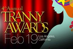 Eros Sponsors 4th Annual Tranny Awards