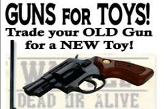 Alabama's Pleasures Store Hosting 2nd Annual Guns for Toys Event