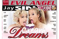 Jay Sin Delivers 'Cream Dreams' for Evil Angel