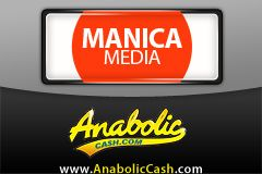 Anabolic Teams With Manica Media to Launch New Flagship Site