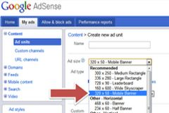 Mobile Now a Core Component of Google's AdSense