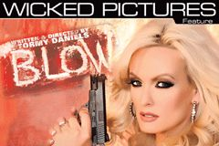 Stormy Daniels, Wicked Release 'Blow'