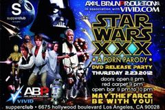 'Star Wars XXX' Release Party Set for Thursday