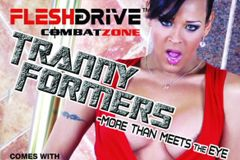 FleshDrive Introduces 'Tranny Formers' Drive