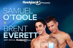 Everett, O'Toole to Rep Fleshjack at SXSW Festival