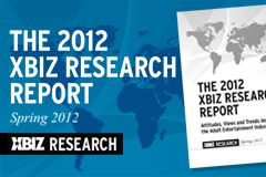 XBIZ Releases 2012 Market Research Report to Industry, Media