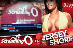 The Screaming O Sets the Mood on MTV's 'The Jersey Shore'