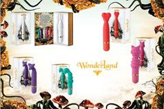 Doc Johnson Unveils 6 Trailers for Upcoming WonderLand Luxury Line