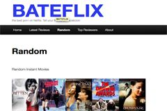 Netflix Porn Search Engine Debuts