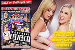 Web Premiere, Street Date Announced for Evil Angel's  'Planet Anal'