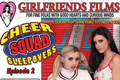 Girlfriends Films Releases 'Cheer Squad Sleepovers: Episode 2' on DVD