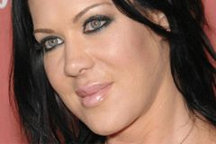 Chyna Collapses at Exxxotica Expo