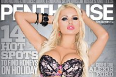Alexis Ford Named June Penthouse Pet of the Month
