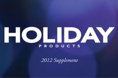Holiday Products Releases 2012 Catalog Supplement