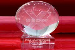 Pipedream Wins Brand of the Year at X Show in Moscow