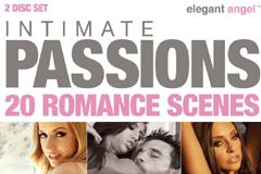 Elegant Angel Releases Romance Collection 'Intimate Passions'