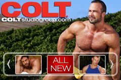 Colt Studio Group Relaunches Flagship Site