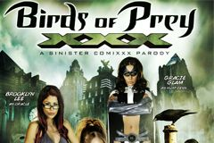 Sinister Comixxx Debuts 'Birds of Prey' Box Art