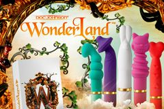 Doc Johnson Announces New 'Wonderland' Line
