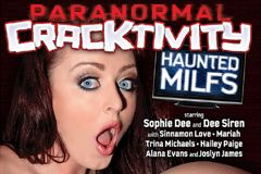 Seymore Butts' Debuts 'Paranormal Cracktivity' Trailer
