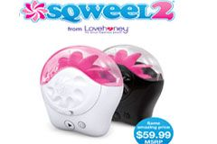 Lovehoney Introduces Sqweel 2
