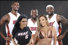 Sara Jay, Angelina Castro to Honor Miami Heat Twitter Pledge
