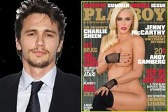 James Franco Pens Column for Playboy Magazine